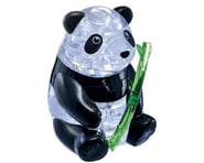 University Games Corp Bepuzzled 30979 3D Crystal Puzzle - Panda: 41 Pcs | relatedproducts