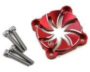 Usukani Aluminum Dissilent Fan Cover (Red) (25mm) | alsopurchased