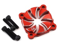 Usukani Aluminum Dissilent Fan Cover (Red) (30mm) | alsopurchased