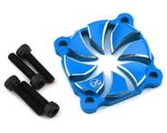 Usukani Aluminum Dissilent Fan Cover (Yokomo Blue) | relatedproducts