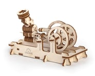 UGears Pneumatic Engine Mechanical Wooden 3D Model | relatedproducts