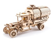 UGears Mechanical Tanker Truck Wooden 3D Model | alsopurchased
