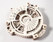 UGears Date Navigator Wooden 3D Model | alsopurchased