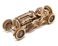 UGears U-9 Grand Prix Car Wooden 3D Model | alsopurchased
