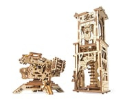 UGears Archballista-Tower Wooden 3D Model | relatedproducts
