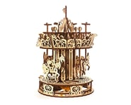 UGears Carousel Wooden 3D Model | alsopurchased