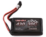 Venom Power Axial SCX24 2S 30C LiPo Battery (7.4V/430mAh) | alsopurchased