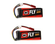 Venom Power LiPo 11.1V 800mAh 30C 3S, JST Plug (2) | relatedproducts
