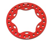 "Vanquish Products OMF 1.9"" Scallop Beadlock Ring (Red) 