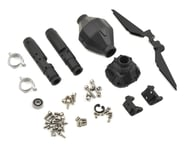 Vanquish Products SCX10 Rear Currie F9 Axle (Black) | relatedproducts