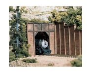 Woodland Scenics N Single Tunnel Portal, Timber (2) | relatedproducts