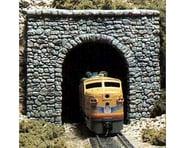 Woodland Scenics N Single Tunnel Portal, Random Stone (2)   relatedproducts