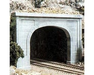 Woodland Scenics N Double Tunnel Portal, Concrete (2) | relatedproducts