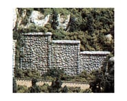 Woodland Scenics N Retaining Wall, Random Stone (6) | relatedproducts