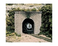 Woodland Scenics HO Single Tunnel Portal, Cut Stone | relatedproducts