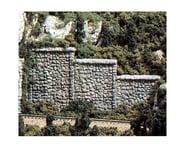 Woodland Scenics HO Retaining Wall, Random Stone (3)   relatedproducts