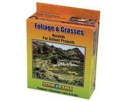 Woodland Scenics Scene-A-Rama Bushes, Foliage & Grasses Kit | relatedproducts