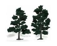 "Woodland Scenics Ready-Made Tree, Dark Green 6-7"" (2) | relatedproducts"