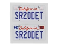 WRAP-UP NEXT REAL 3D U.S. Licence Plate (2) (SR20DET) (11x50mm)   relatedproducts