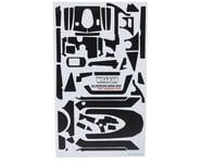 "WRAP-UP NEXT REAL 3D ""Zebra"" Premium Transmitter Skin (Black) (Sanwa M12) | relatedproducts"