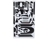 "WRAP-UP NEXT REAL 3D ""Skull"" Premium Transmitter Skin (Black) (Sanwa M12)   relatedproducts"