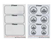 WRAP-UP NEXT REAL 3D Type-C Head Light Circle w/Mask Sheet (21/19/15mm) | relatedproducts