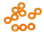 XRAY 3x6x0.5mm Aluminum Shim (Orange) (10) | relatedproducts