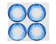 Xray Truggy Wheel Stickers (Blue) (4) | relatedproducts