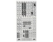 XRAY X10 Sticker Sheet (White) | relatedproducts