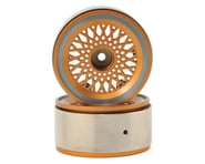 Xtra Speed Aluminum 1.9 HD Beadlock Wheel (Gold) (2) | alsopurchased