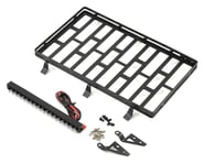 Xtra Speed SCX10 II Metal Cage Roof Luggage Tray w/Light Bar | product-related