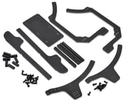 Xtreme Racing Axial RR10 Bomber 3mm G10 Frame Rail Kit (Black) | product-related