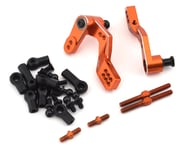 Yeah Racing HPI Sprint 2 Aluminum Big Angle Steering Kit (Orange) | relatedproducts