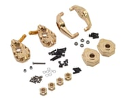 Yeah Racing Traxxas TRX-4 Brass Upgrade Parts Set | relatedproducts