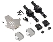Yeah Racing Traxxas TRX-4 Full Metal Front & Rear Axle Housing Set | relatedproducts