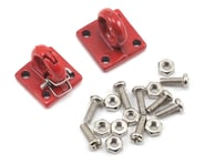 Yeah Racing Four Bolt Tow Ring (Red) (2) | alsopurchased