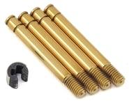 Yokomo Titanium Carbide Coated Shock Shaft (4) (SLF Standard) | relatedproducts