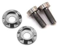 "175RC 3x8mm Titanium ""High Load"" Motor Screws (Silver)"