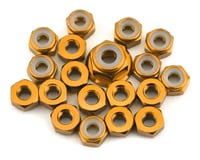 175RC TLR 22 5.0 Aluminum Nut Kit (Gold) (19) | relatedproducts