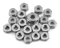 175RC TLR 22 5.0 Aluminum Nut Kit (Silver) (19)