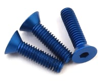 175RC Tekin Spec-R Aluminm Motor Timing Clamp Screws (Blue)