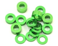 175RC M3 Ball Stud Washers (16) (Green) | alsopurchased