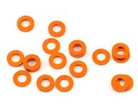 175RC XRAY XB2/XT2 Machined Hub Spacers (Orange) (16)