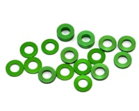 175RC B6/B74/YZ2 Aluminum Hub Spacer Set (Green) | alsopurchased