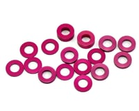 175RC B6/B74/YZ2 Aluminum Hub Spacer Set (Pink) | relatedproducts