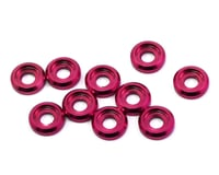 175RC Aluminum Button Head Screw High Load Spacer (Pink) (10)