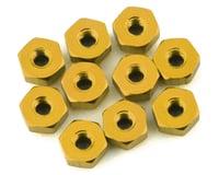 175RC Mini-T 2.0 Aluminum Nut Kit (Gold) (10)   alsopurchased