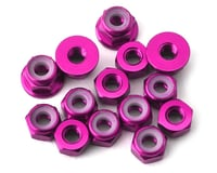 175RC RC10B74 Aluminum Nut Kit (Pink) (14) | relatedproducts