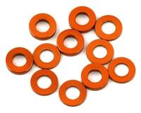 175RC Mini T/B Ball Stud Spacers (Orange) (12) (Losi Mini-T 2.0)
