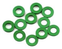175RC Mini T/B Ball Stud Spacers (Green) (12) (Losi Mini-T 2.0)
